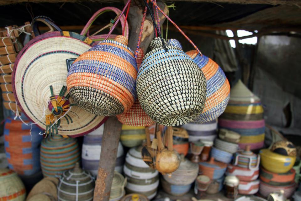 La manufacture des Arts décoratifs , Sénégal