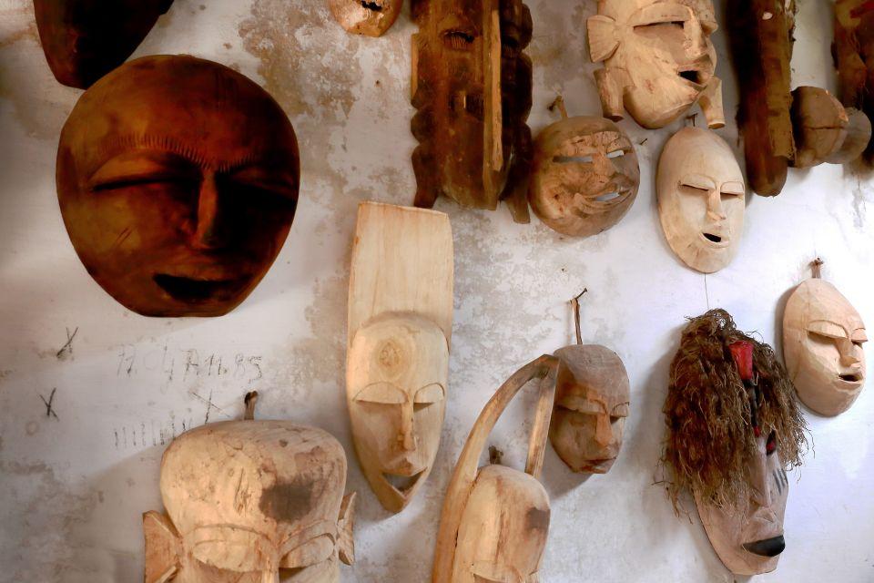 Das Handwerkszentrum von Ziguinchor, Das handwerkliche Zentrum von Ziguinchor, Die Künste und die Kultur, Senegal