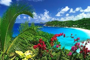 Mahé , La plus importante île des Seychelles , Seychelles