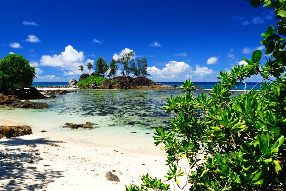Mahé , Playas idílicas , Las Seychelles