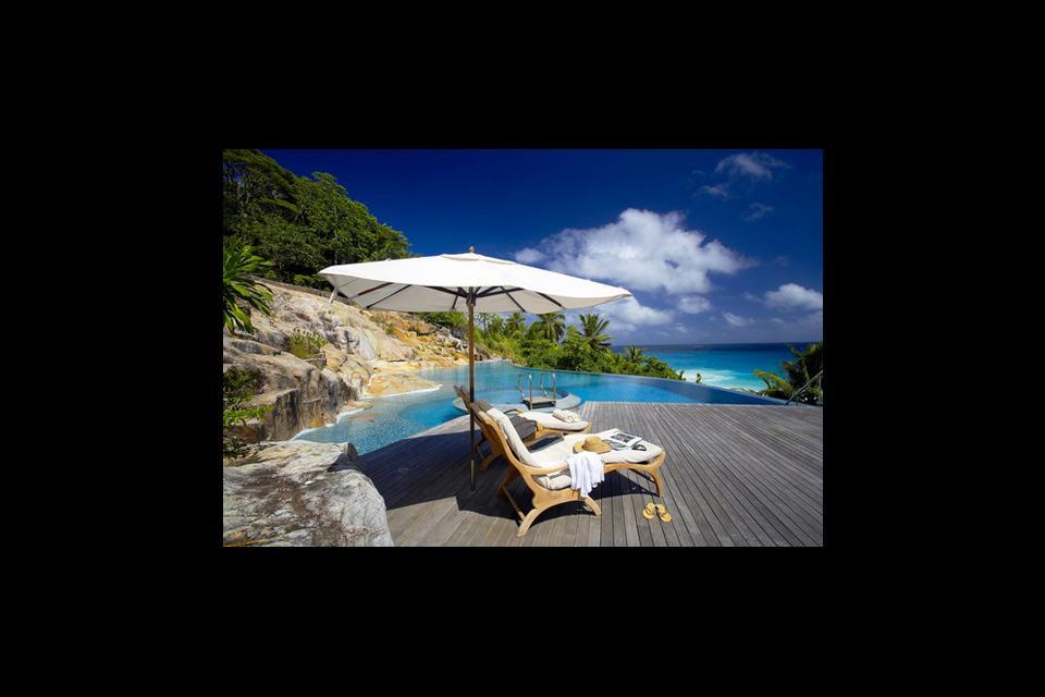 Frégate , Un remanso de paz , Las Seychelles