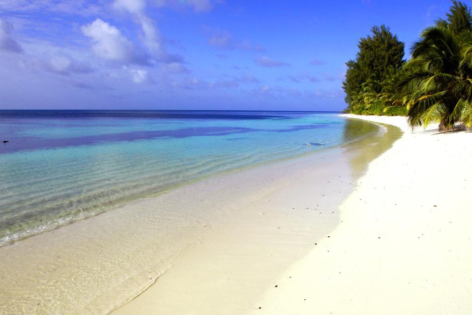 Las islas lejanas , Las islas alejadas , Las Seychelles