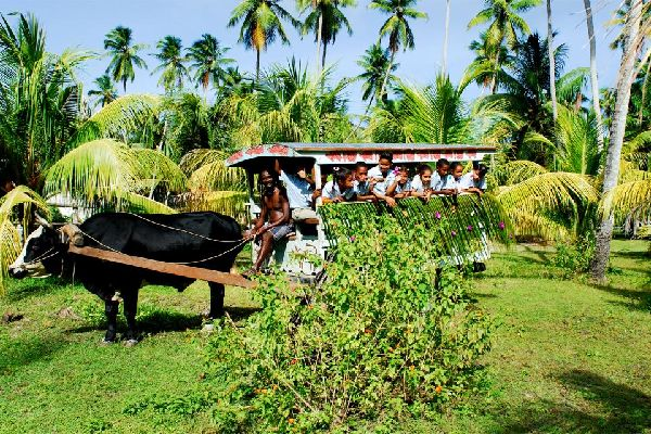 La Digue , Seychellen