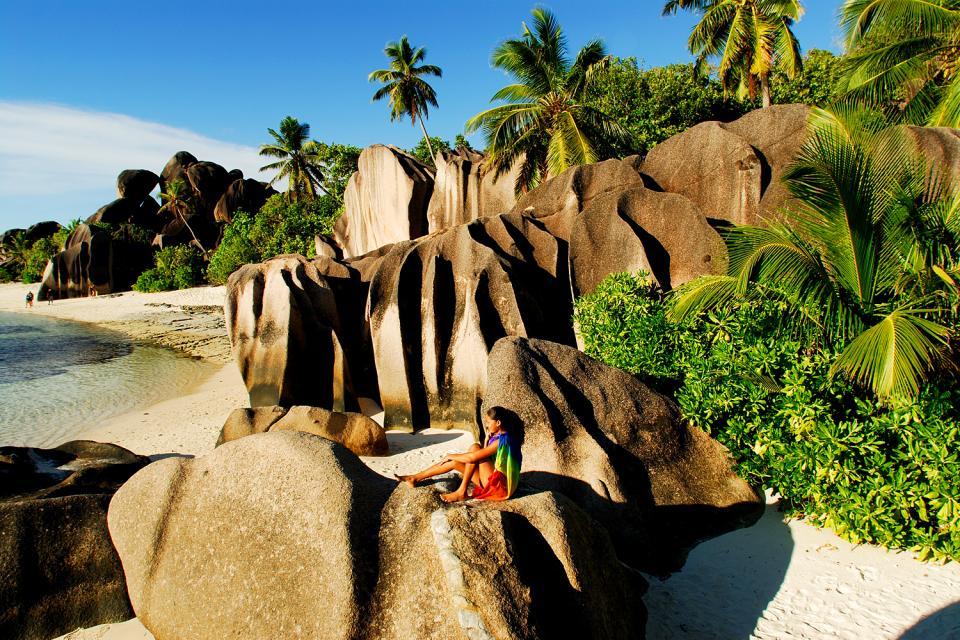 La Digue , Una isla atemporal , Las Seychelles