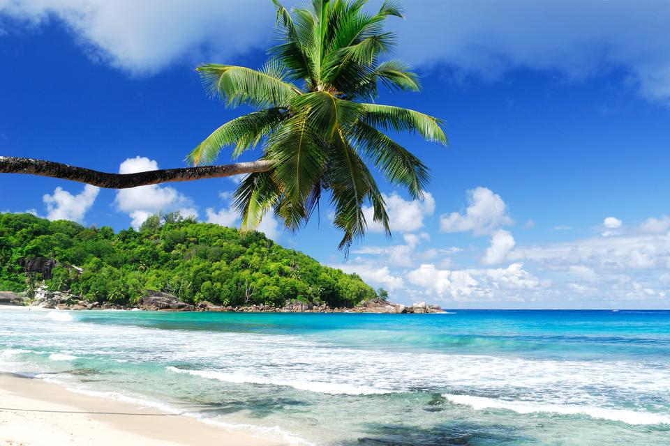 Mahé , Las ensenadas , Las ensenadas , Las Seychelles