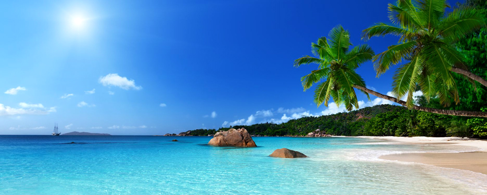 Praslin L Anse Lazio Seychelles