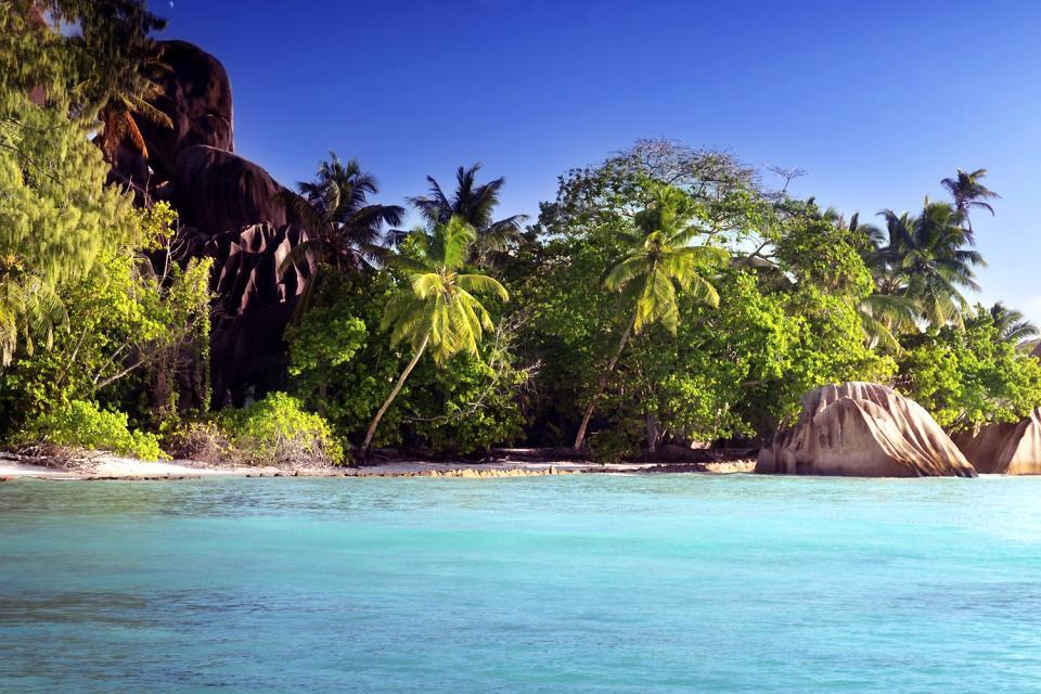 La Digue , Las playas de ensueño , El Union State , Las Seychelles
