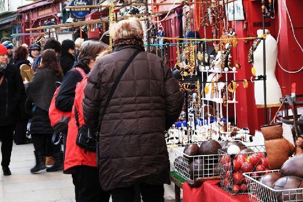 Les marchés de plein air , Royaume-Uni