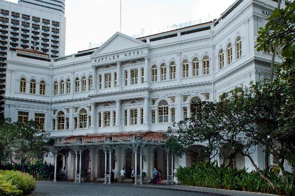 The colonial neighbourhood , Singapore
