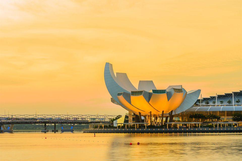 Le Art Science Museum, Les curiosités, Les monuments et les balades, Singapour