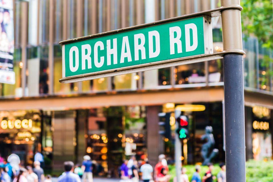 , The Orchard neighbourhood, Shopping, Singapore