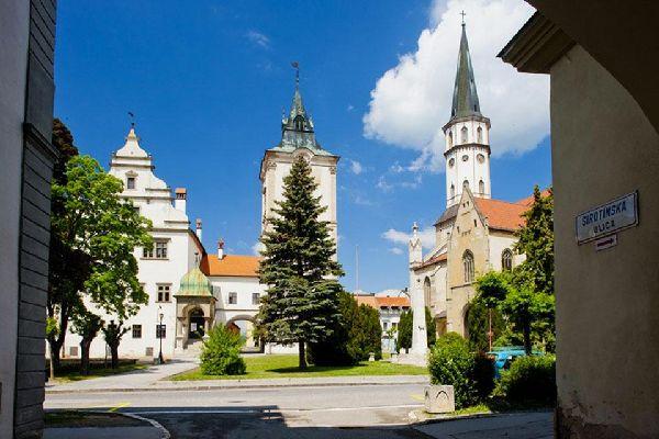Slovakia's Paradise national park , Slovakia