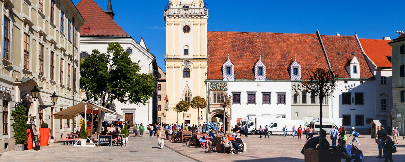 Bratislava City Museum, Bratislava's city museum, Arts and culture, Slovakia