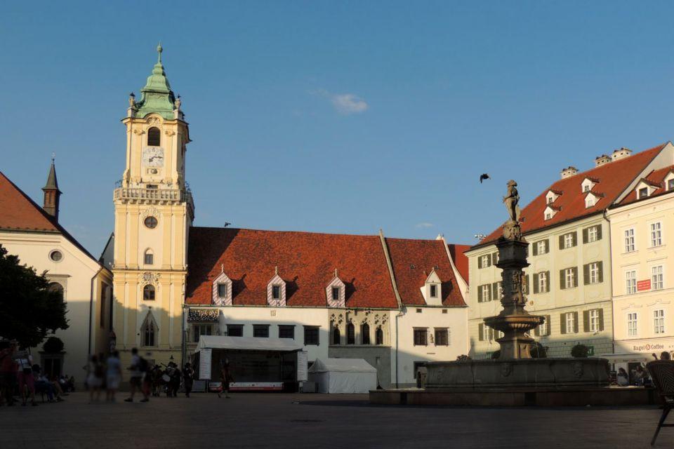 Les arts et la culture, europe, culture, musée, municipal, bratislava, slovaquie, centre ville