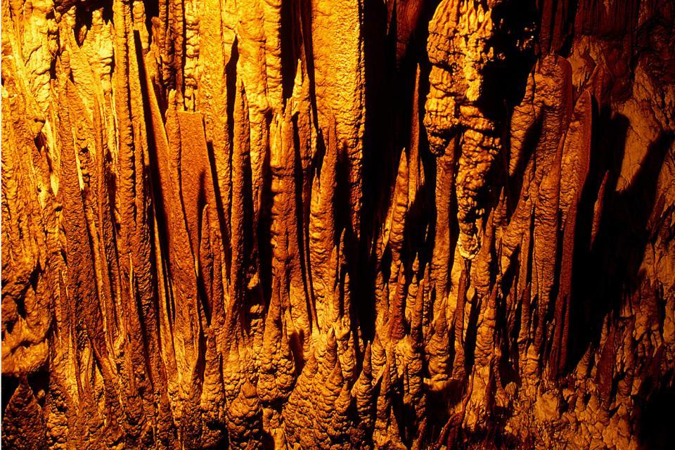 Les grottes de Skocjan , Slovénie