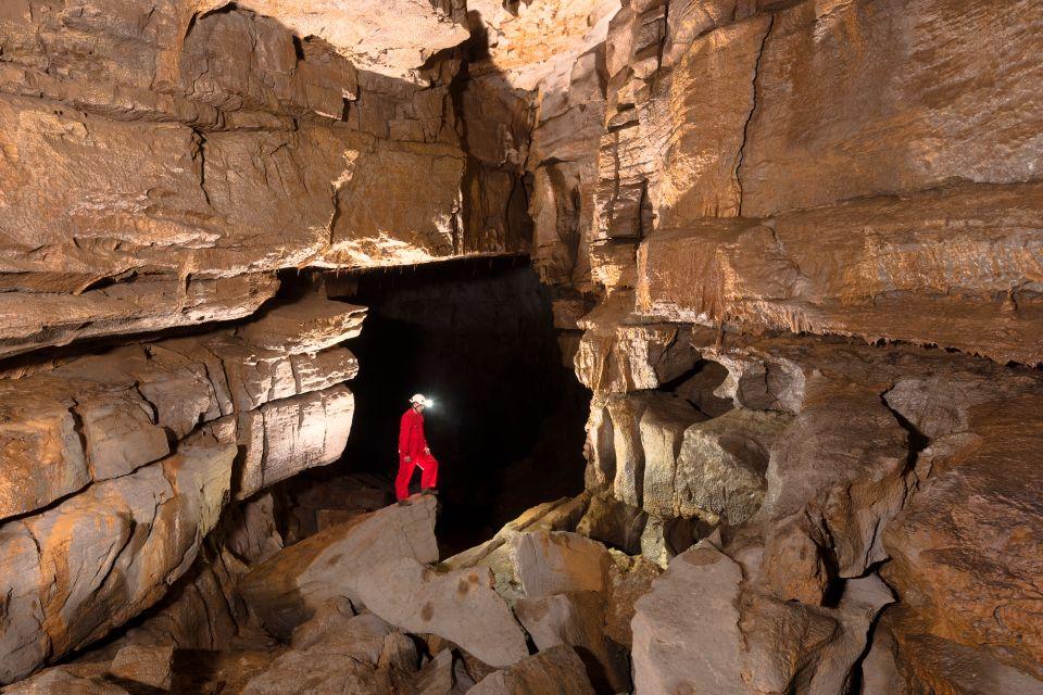The Postojna Caves in Carso, The Postojna caves, Landscapes, Slovenia