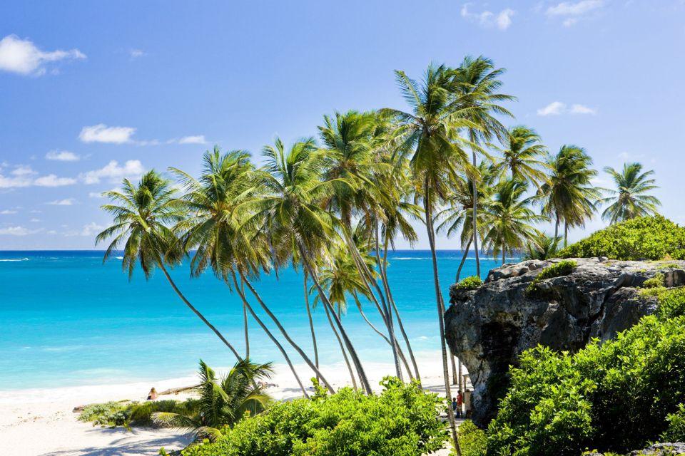Barbados, the Caribbean, The relief, Landscapes, Barbados