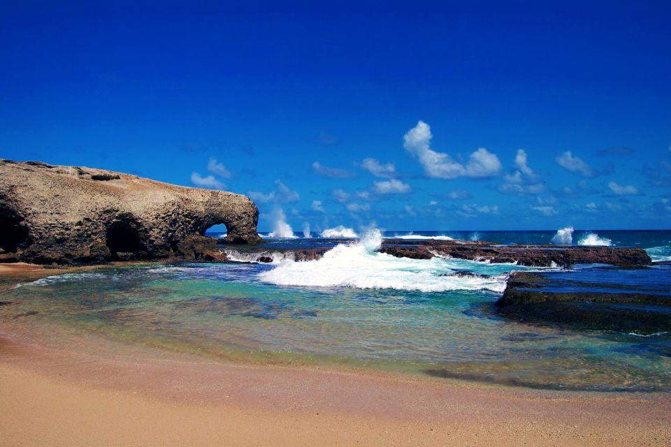 , The relief, Landscapes, Barbados