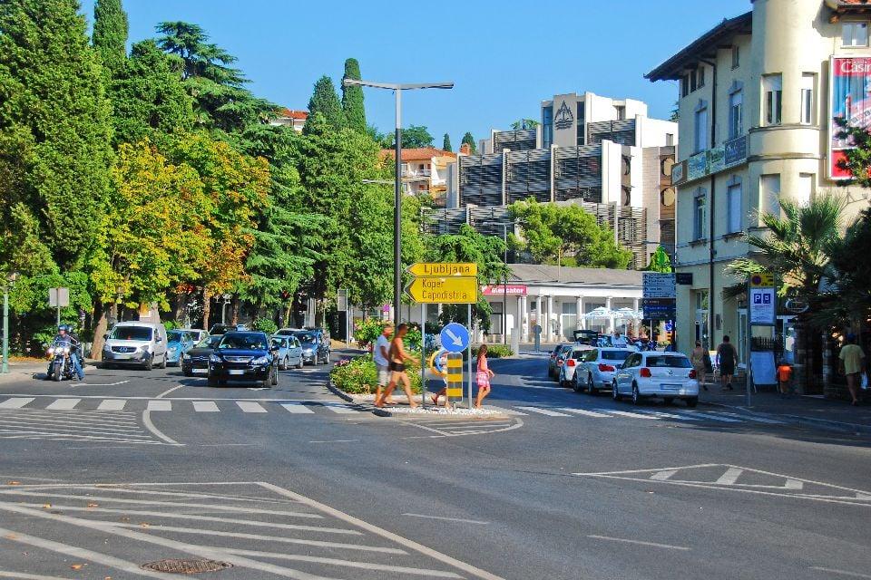 Portoroz , Slovenia