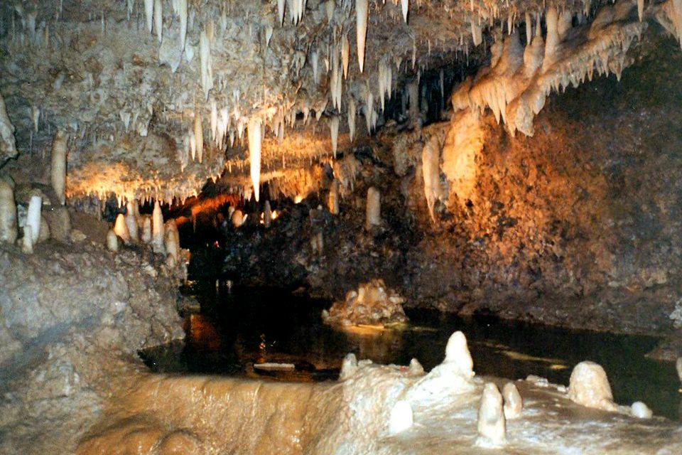 Les paysages, grotte, cave, barbade, caraïbes, antilles, amérique, spéléologie, sous-terrain, harrison's, harrison