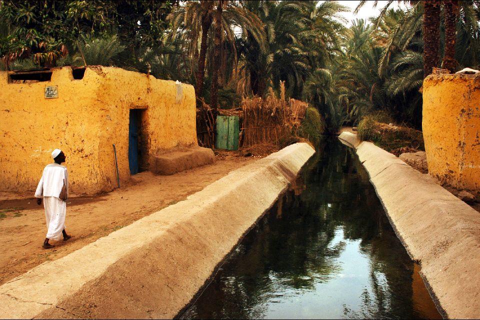 Les sites archéologiques , Soudan