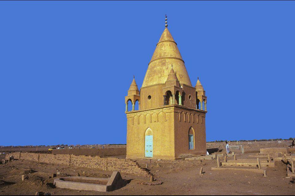 Le Musée national de Khartoum , Soudan