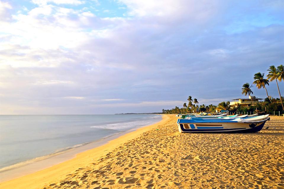 La côte Est , Sri Lanka