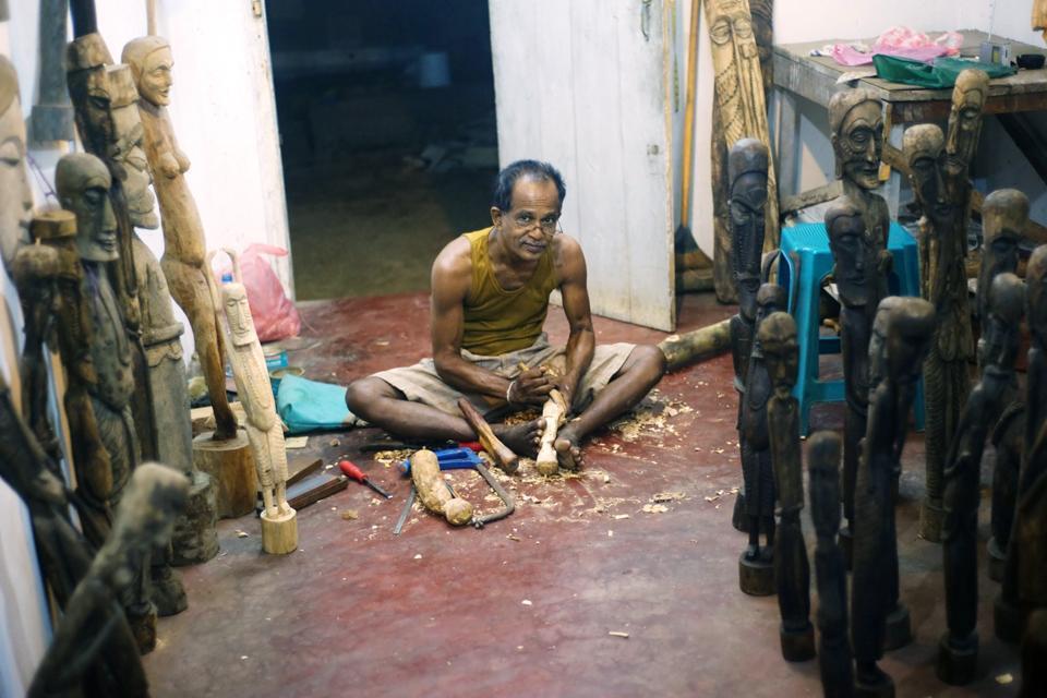 L'artisanat , Sri Lanka