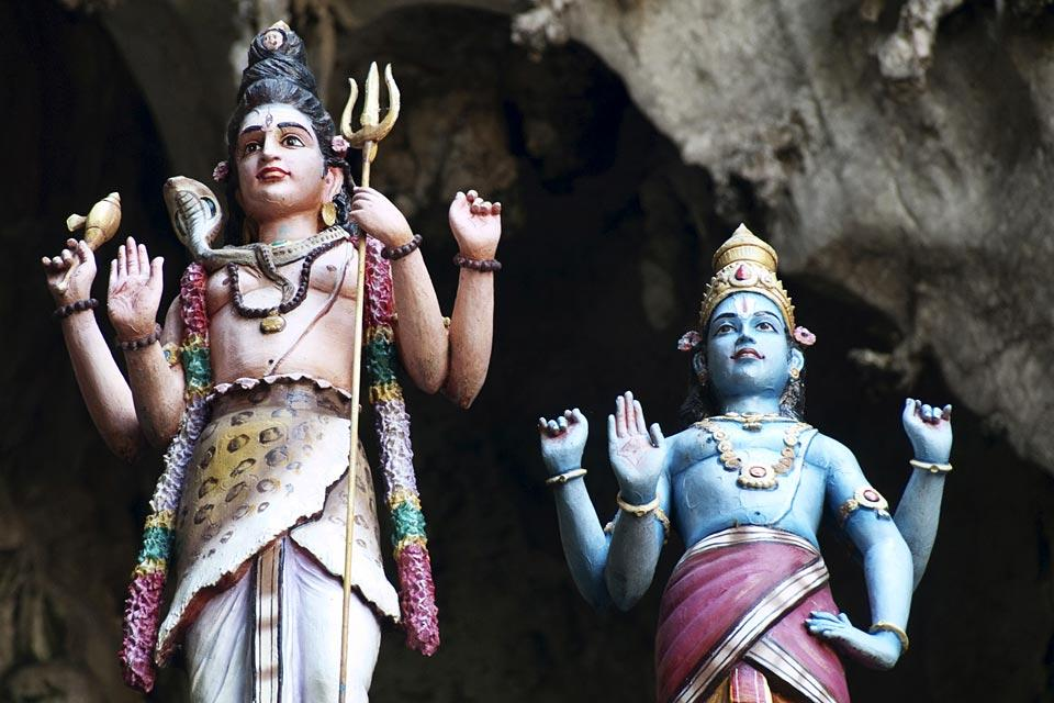 Sculpture , Hindu statues , Sri Lanka