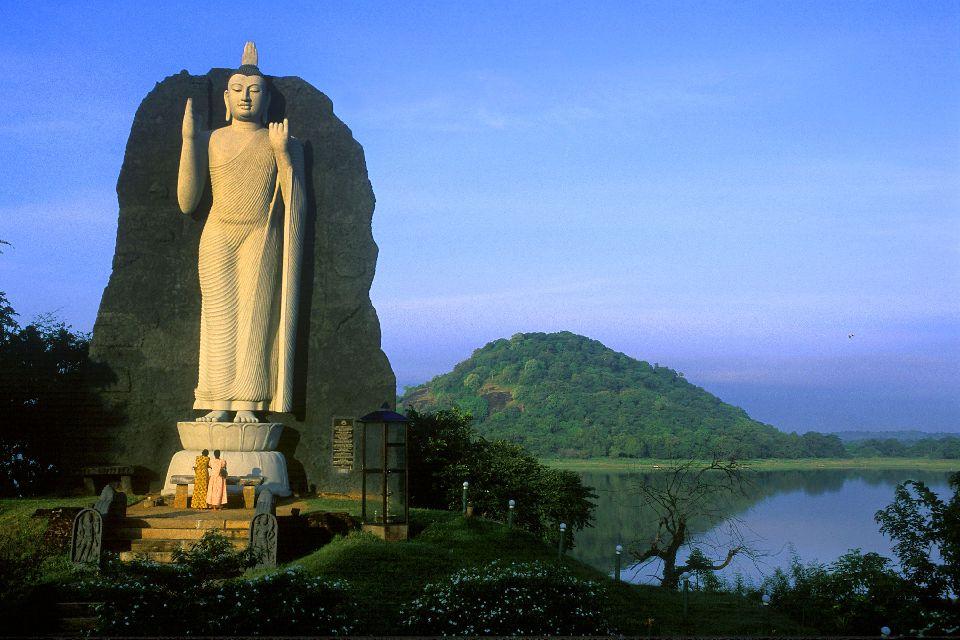 Le site de Polonnaruwa , Polonnaruwa, Sri Lanka , Sri Lanka
