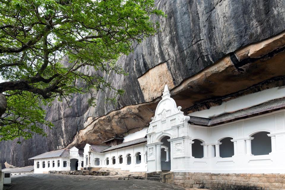 Dambulla , Sri Lanka