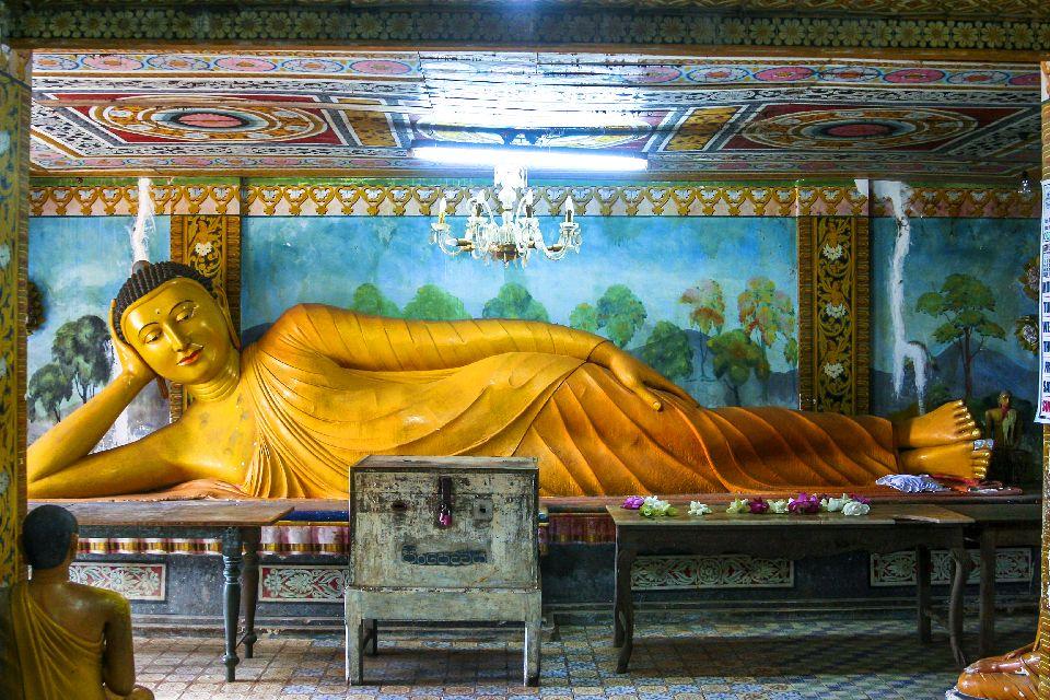 Le site Mihintale , Mihintale, dans le passé , Sri Lanka