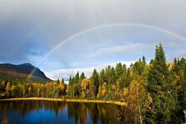 Seen und Wasserfälle , Die Seen von Schweden , Schweden