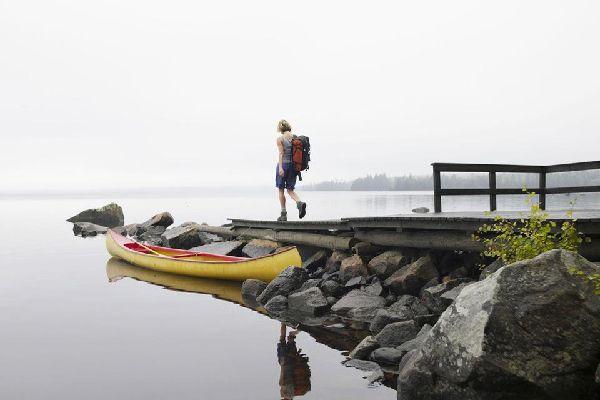 Der Königsweg. , Der Königsweg, Lappland , Schweden