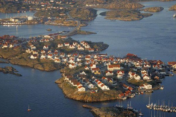 La costa baltica , La costa baltica Svedese , Svezia
