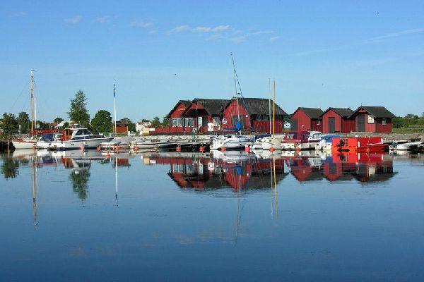 La costa baltica , Colori del nord , Svezia