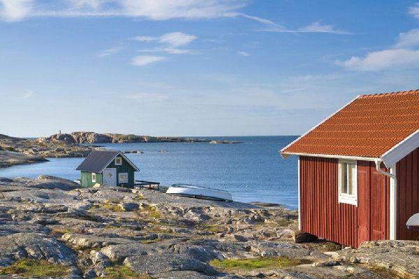 La costa baltica , Un senso di pace , Svezia