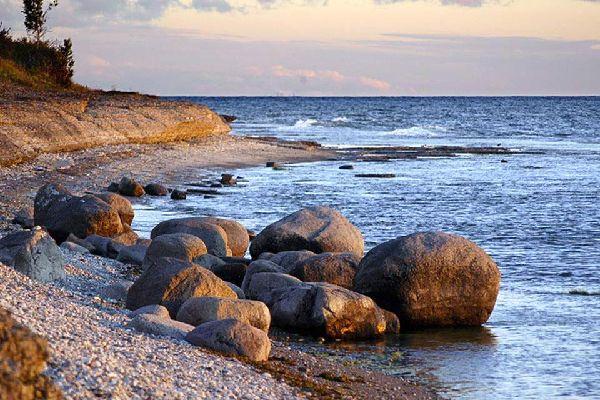 Öland und Gotland , Die Inseln Öland und Gotland , Schweden