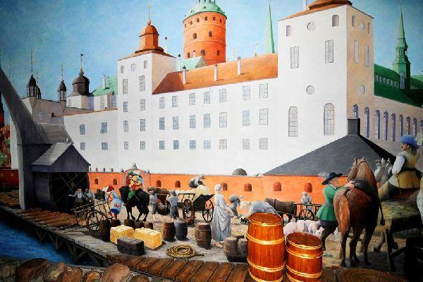 Il museo Vasa , Svezia