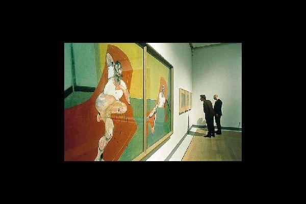 Das Museum für moderne Kunst , Das Museum für moderne Kunst, Stockholm , Schweden