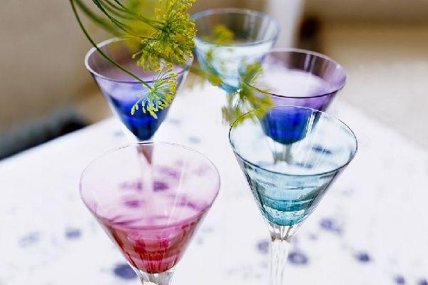Das schwedische Glas , Schweden