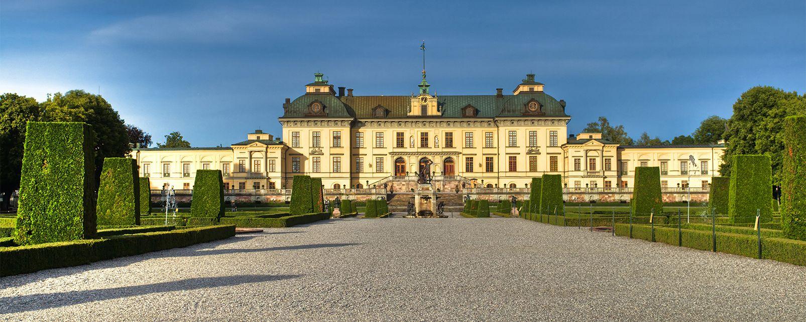 Le ch teau de drottningholm su de - Hotels de charme le treehotel en suede ...