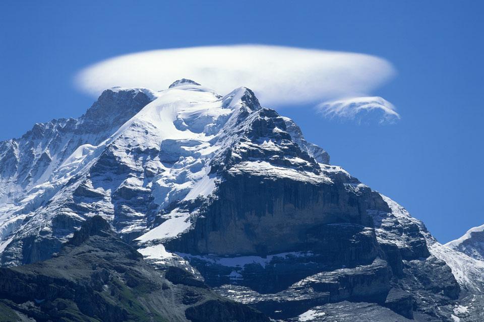L'Oberland bernese e lo Schweizer Mittelland , Le Alpi bernesi , Svizzera