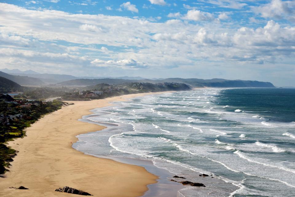 Il Nord , La spiaggia di Capo Vidal , Sudafrica