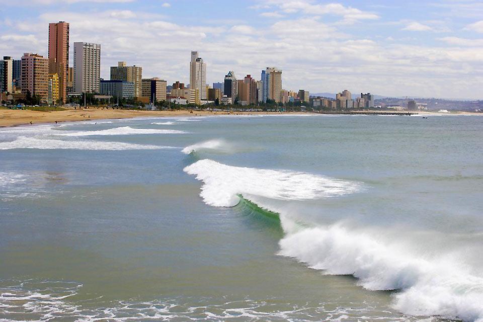 Il Nord , Margate in Sudafrica , Sudafrica