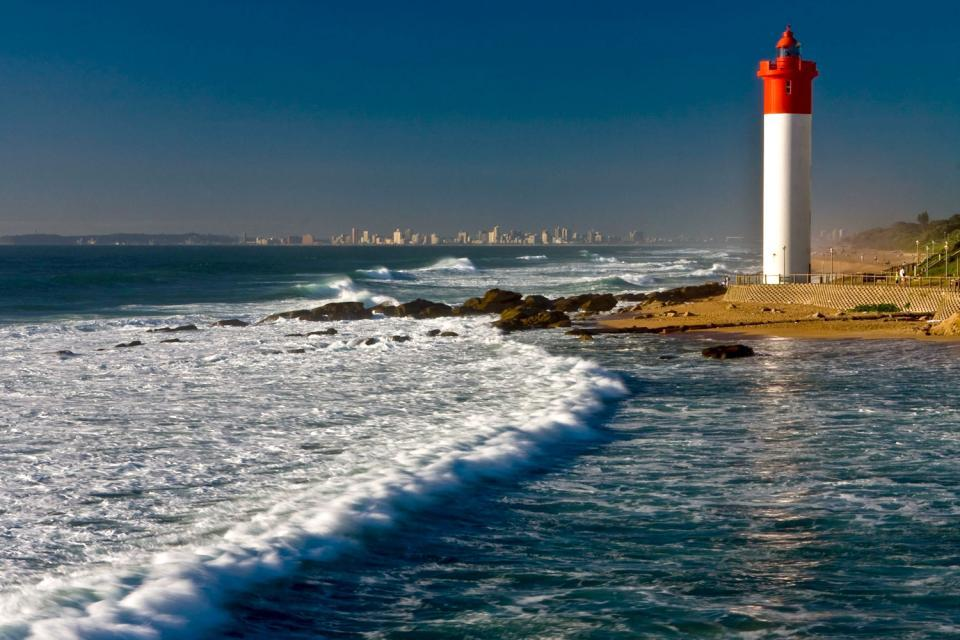Il Nord , Il litorale di KwaZulu-Natal , Sudafrica