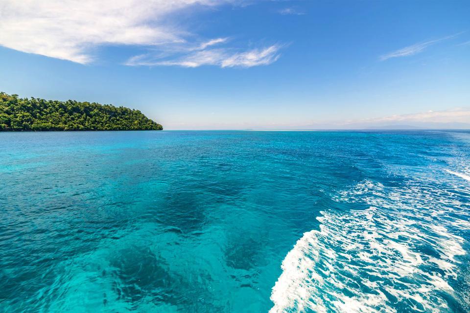 Les plages de Palu , Palu, Sulawesi, Indonésie , Indonésie