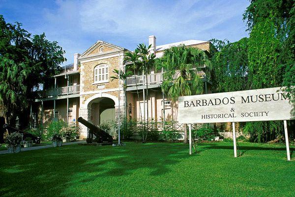 Le musée de Barbade, Le Barbados museum, Les arts et la culture, Barbade