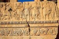 La cité d'Ebla , Ebla, Syrie , Syrie