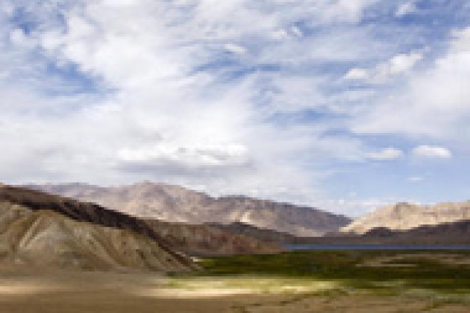 The Pamir plateaus , The Pamir Mountains, Tajikistan , Tajikistan